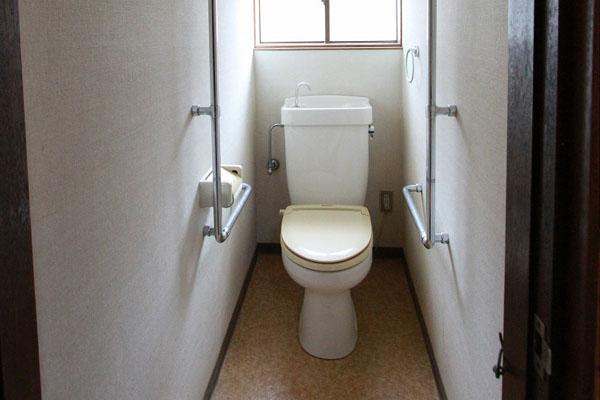 BEFORE|トイレ